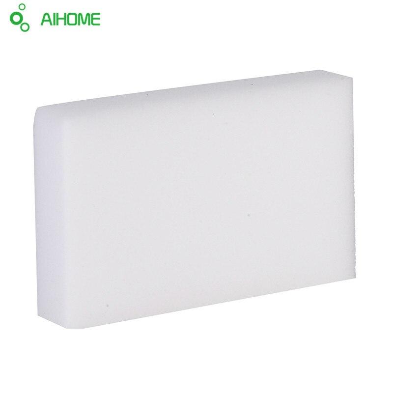 20pcs/lot Sponge Magic Sponge Eraser Pad Cleaner Kitchen Cleaning Dish Washing Melamine Eraser 10 * 5.8 * 2 cm