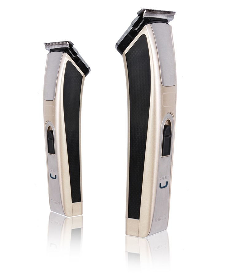 Kemei High Speed Electric Hair Clipper Trimmer Rechargeable Ergonomically Shaver Razor Cordless Adjustable Clipper 110-220v enlarge