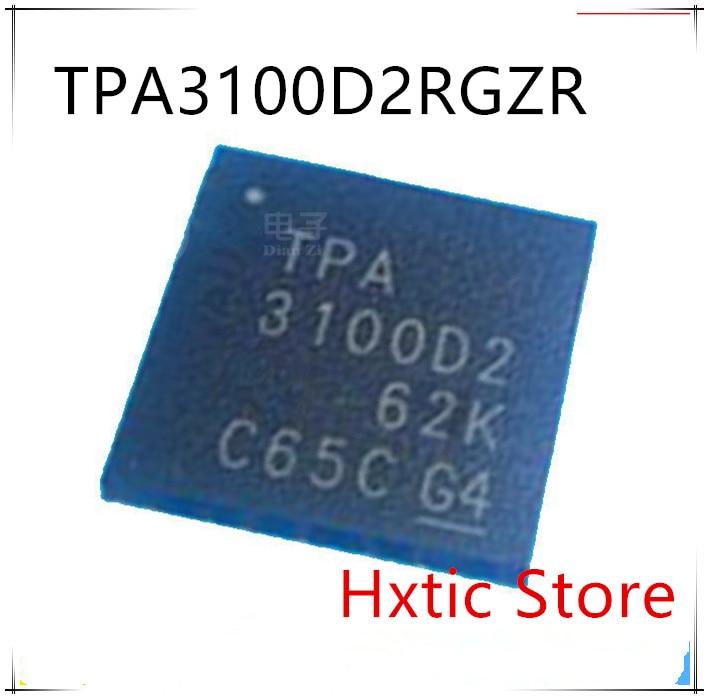 NOVA 10 pçs/lote TPA3100D2RGZR TPA3100D2RGZT TPA3100D2 QFN48
