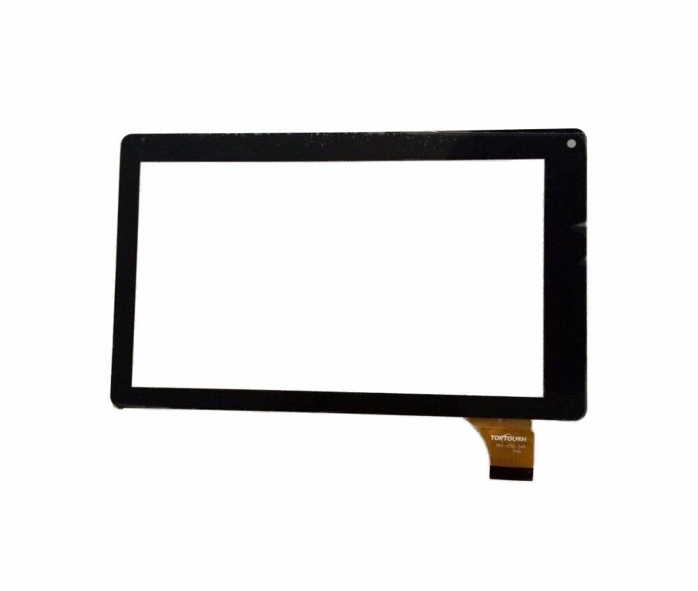 NEUE 7 zoll Touch Screen Digitizer Glas Panel ersatz Für RCA RCT6773W22 (P/N TPT 070 346)