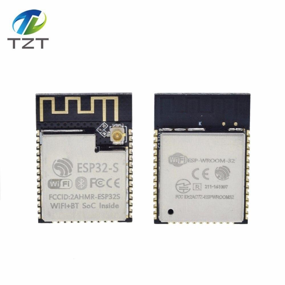 ESP32 ESP-32 Wireless Module ESP32-S ESP-WROOM-32 ESP-32S with 32 Mbits PSRAM IPEX/PCB Antenna with 4MB FLASH for arduino
