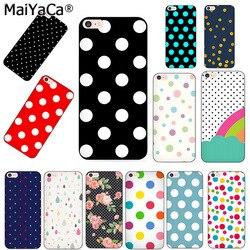 Bolinhas de silicone Suave Phone Case Acessórios Capa Fundas MaiYaCa Para iPhone 5S 8 7 6s plus plus X XR XS MAX max caso 11pro