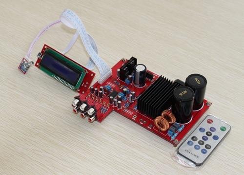 TDA8950 tablero amplificador digital remoto/tablero amplificador de audio de Clase D/uso original TDA8950 y LC75342
