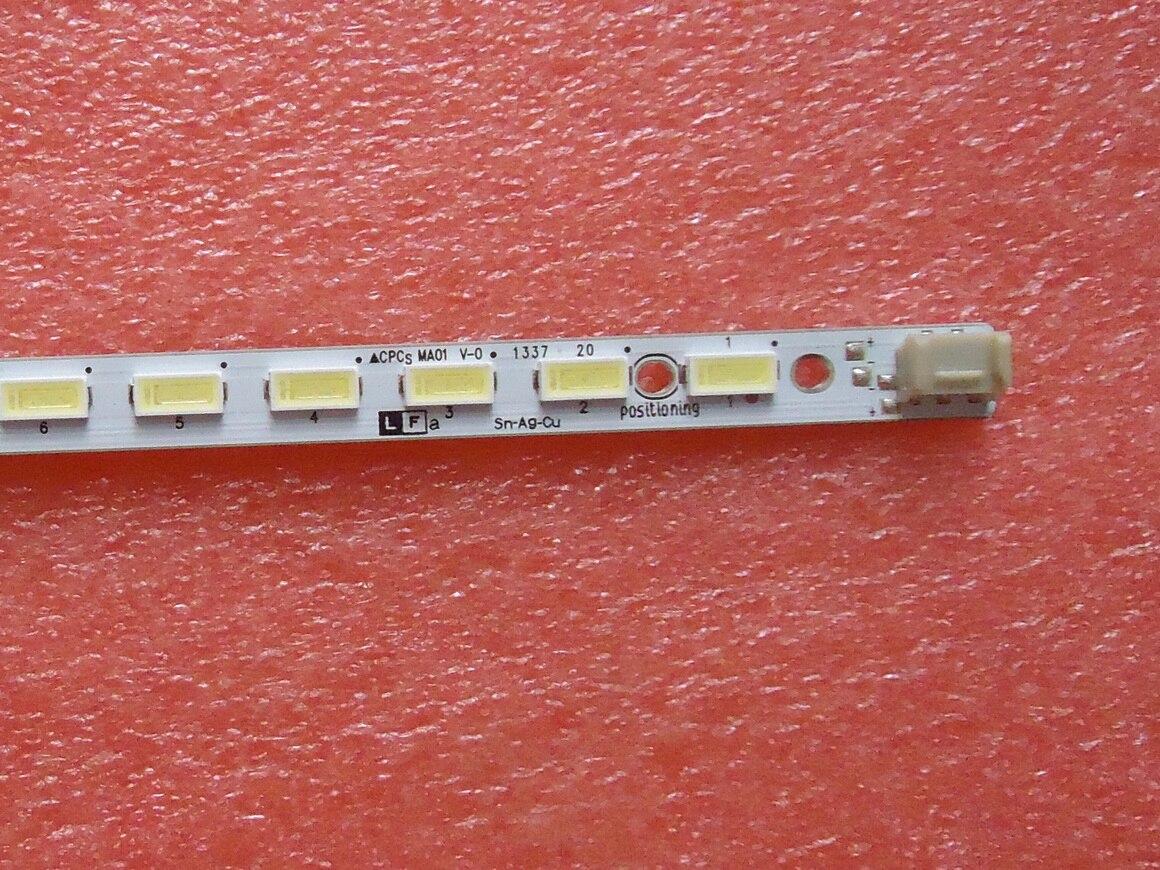 لشارب LCD-60LX640A المادة مصباح GK0361 7030PKG 68EA L-TYRE REV0.2 1 قطعة = 68LED 676 مللي متر