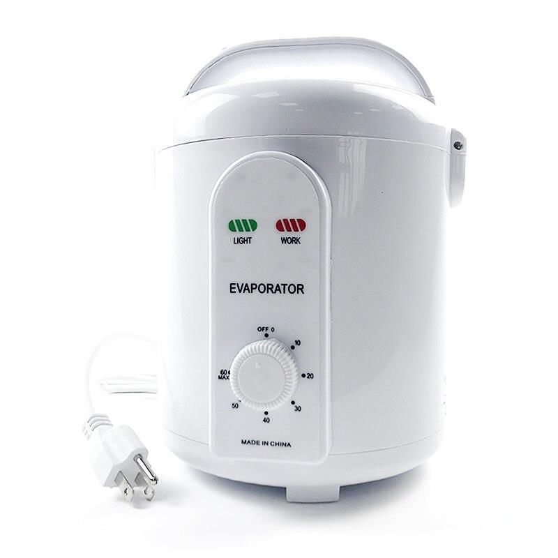 Generador de vapor 110V 1000W Capacidad 2L sauna de vapor doméstica