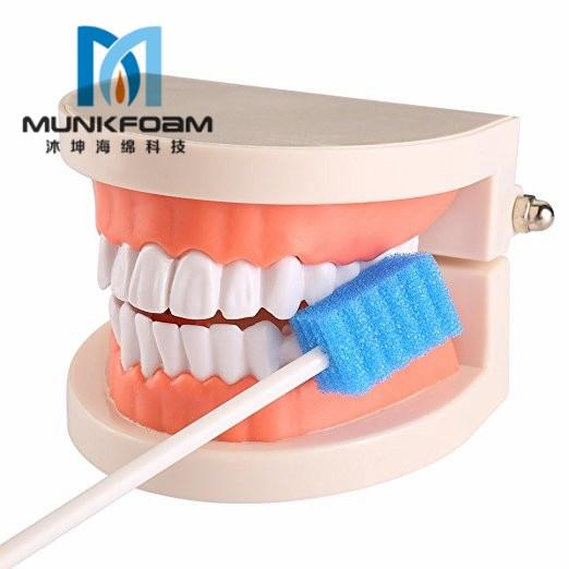 descartavel dental clinic oral limpeza swab esponja dicas dentista boca limpeza swab