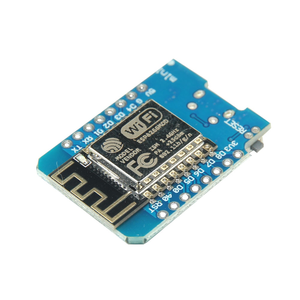 ESP8266 ESP-12 ESP-12F CH340G CH340 V2 USB WeMos D1 Mini WIFI Entwicklungsboard D1 Mini NodeMCU Lua IOT Bord 3,3 V Mit Pins