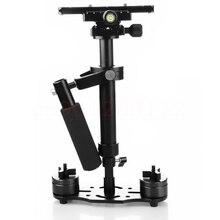 S40 Handheld Steadycam Stabilizer For Steadicam For Canon 5D2 5D3 5D4 6D For Nikon D800 D810 D610 GoPro AEE DSLR Video Camera