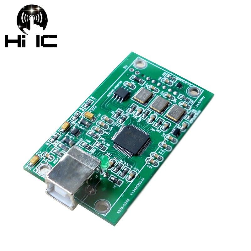 Frete Grátis Módulo XU208 USB XMOS 384 k 32B I2S SPDIF saída DSD apoio para ES9028 ES9038PRO es9018 DAC Decoder placa