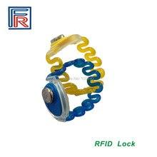 Bracelet-carte iButton TM 100 pièces   Bracelet-carte intelligente, Type de montre, pour le contrôle daccès du cabinet