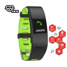 Bracelet intelligent GPS activité tracker fitness homme montre moniteur de pression artérielle bracelet santé avec mesure intelligente