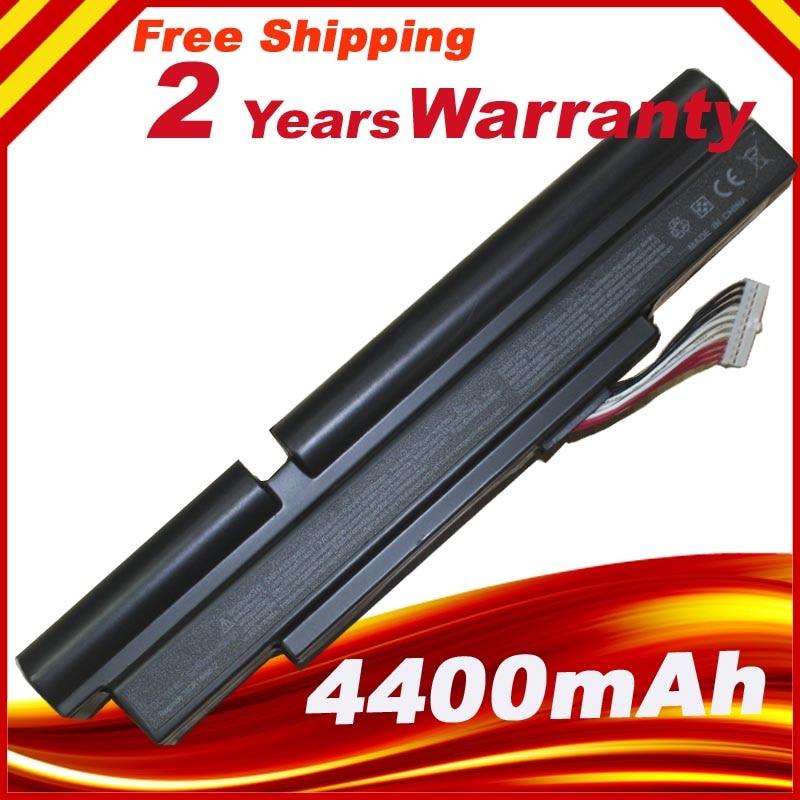 Batería del ordenador portátil para Acer 3INR18/65-2 AS11A3E AS11A5E para Aspire TimelineX...