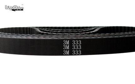 5 pcs HTD333-3M Dentes 111 Largura 30 25 20 15 10mm mm mm mm mm de Comprimento 333mm HTD3M 333 3 m Cronometrando De Borracha Correia de Transmissão