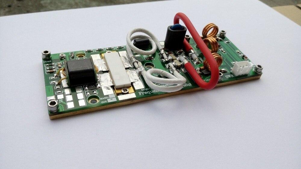 2017 FM nueva VHF 170W 80 Mhz-180 Mhz de alta frecuencia RF placa amplificadora de potencia AMP DIY KITS para Radio de jamón