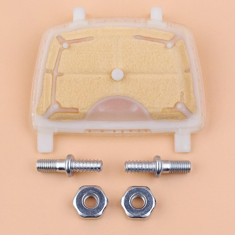 Воздушный фильтр, гайки для STIHL MS211 MS171 MS181C MS211C S200, запчасти для бензопилы 1139 120 1602