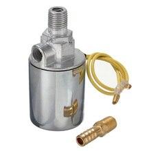 Pompe à Air pour corne dair 12-24V   Électrovanne en acier robuste, pompe à Air à moteur 1/4