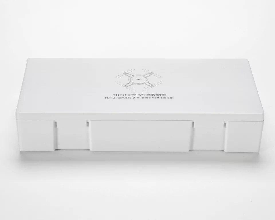 صندوق تخزين مع منفذ شاحن USB لـ Xiaomi MiTu RC Quadcopter Racing Mini uav ، قطع غيار ، مجموعة جديدة