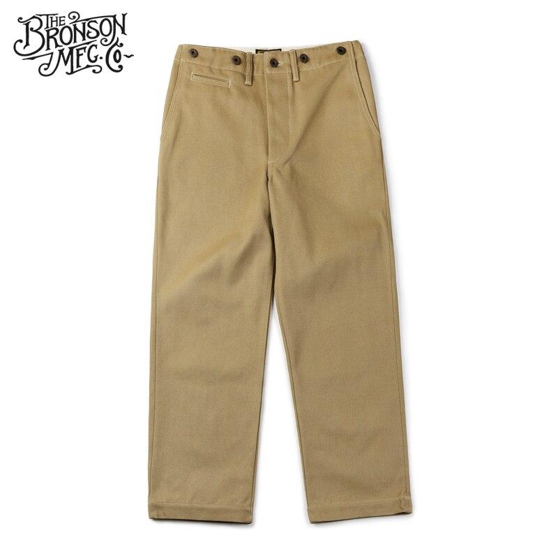 Супер толстые 18 унций повседневные Прямые брюки мужские военные длинные США straight