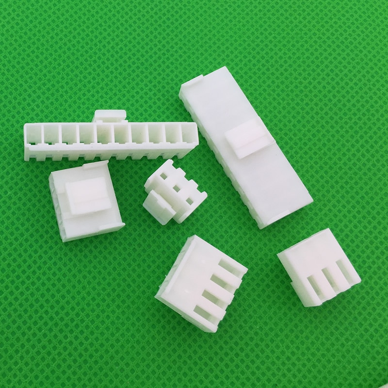 Boîtier de connecteur VH3.96 de 3.96mm 3.96, pour matériau femelle, 20 pièces/lot