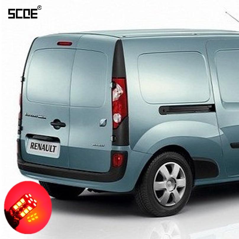 Для Renault Kangoo II Kangoo Expres SCOE 2X 30SMD светодиодные тормоза/стоп/Стояночная задняя/Хвостовая лампа/источник света для стайлинга автомобиля