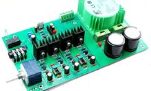 Socle amplificateur casque stéréo assemblé sur SAC-K1000 avec POT alpes