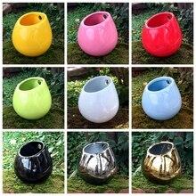 Pots de fleurs décoratifs muraux   pots de fleurs, pots de fleurs, pots de fleurs verticaux suspendus pour jardin