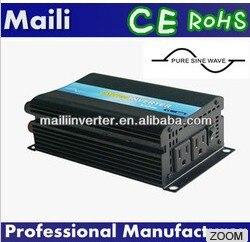 New Hot Sale 800 watts Frequency Inverter 50Hz/60Hz 48v 110v dc to ac Inverter CE approved