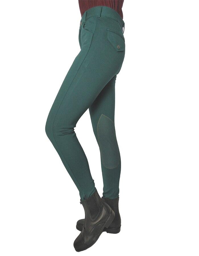 Pantalones de montar a caballo suaves y transpirables para mujer, pantalones ecuestres Unisex, botas para montar a caballo, Paardensport