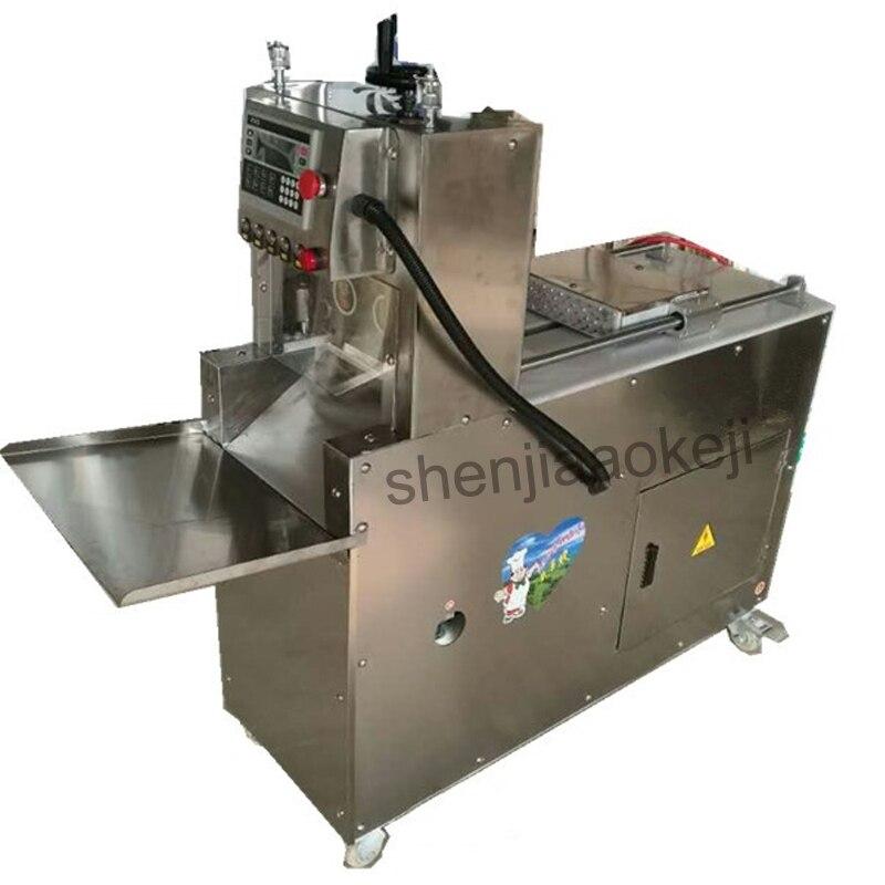 1 ud. Máquina cortadora de carne de cordero máquina cortadora de carne DJ-Z2 máquina de rodajas de carne de pollo máquina cortadora de carne 220 V/380 V