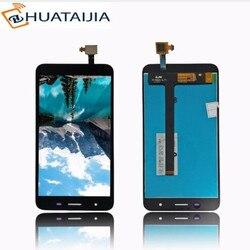 "5 ""100% de Garantia LCD Preto Para Micromax Q465 Suco Tela 4 Display LCD Com Tela de Toque Digitador Assembléia"