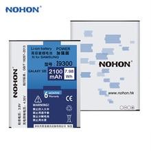 NOHON – batterie lithium-ion pour Samsung Galaxy S3, EB-L1G6LLU, 2100mAh, pour modèles i9300, i9305, i879, i535, i747, i9128