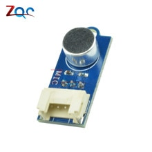 Módulo de Medición de Sensor de sonido de decibelios de ruido de micrófono interfaz 3 p/4 p para Arduino