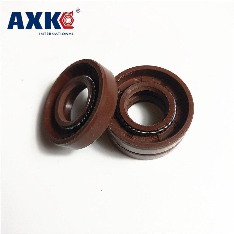 AXK  1PCS 125x150x12/15  125x155x14 Viton FKM Fluorine Rubber Spring TC Ring Gasket Radial Shaft Skeleton Oil Seal