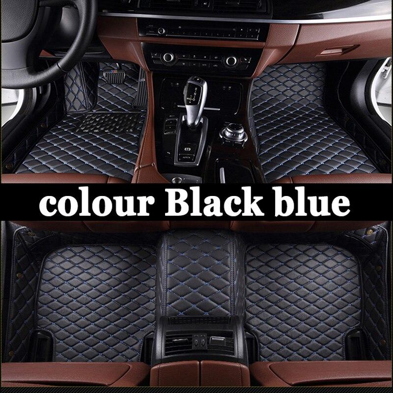 Custom fit car floor mats for Suzuki Alto Jimny Swift SX4 S-cross heavy duty all weather carpet floor liner