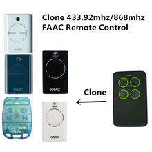 Faac XT4 433 RC Remote Control Rolling Code 433,92 MHz,FAAC T4 433LC,XT4 433RCBE