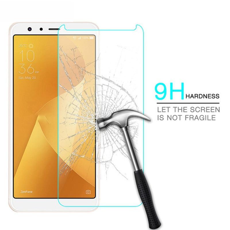 2.5D الزجاج المقسى ل ASUS ZB570TL الهاتف المحمول طبقة رقيقة واقية واقي للشاشة ل ASUS ZB555KL ZA550KL ZD553KL ZE620KL