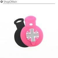 smart remote keyfob silicone case cover pink union jack for 07 15year mini cooper clubman countryman r55 r56 r57 r58 r59 r60 r61