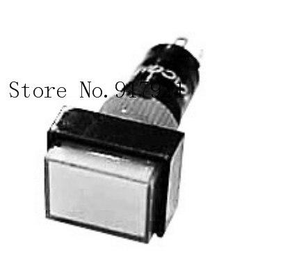 [ZOB] K10-291 كوريا كاكون Kaikun K10-291R06 بواسطة 10 مللي متر مستطيلة مضيئة زر التبديل K10-291G06-10 قطعة/الوحدة