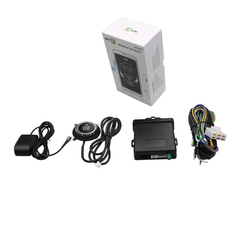 Engine start for car vehicle with gps tracking function google map support remot start stop engine vehicl gps tracker