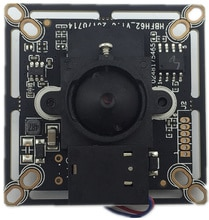 4PCS AHD/XVI Camera Module Board 1.0MP 720P XM310+H62 with Mini Lens All Color 38*38mm Support IRC UTC Coaxial Control CCTV