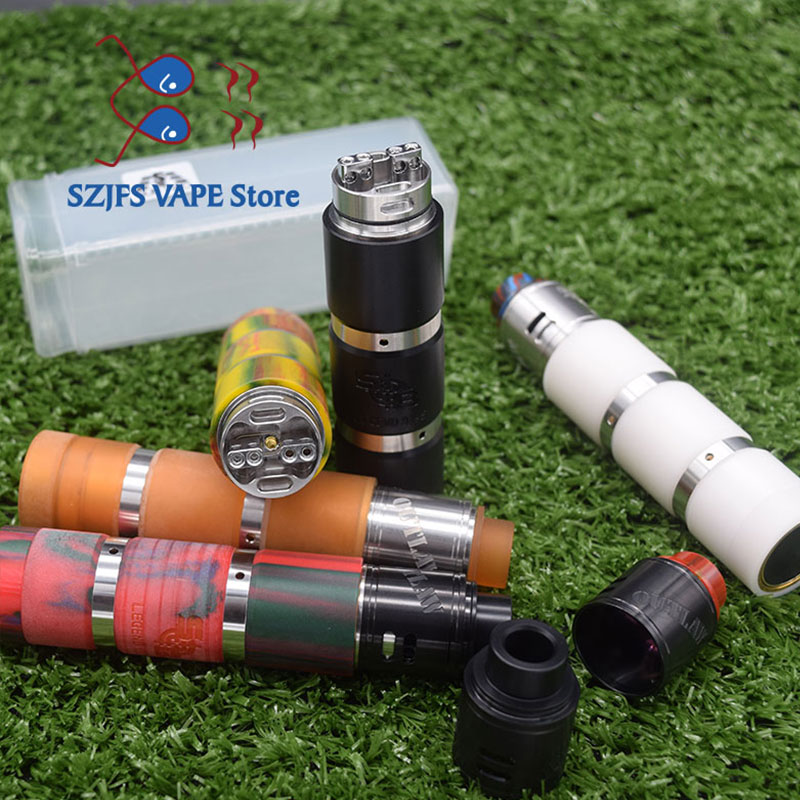 sob mod kit 18650 vape vaporizer Kit of electronic cigarette vape mechanical vs Goon v1.5 RDA/ Avidlyfe /Kayfun/ atto  25 mods