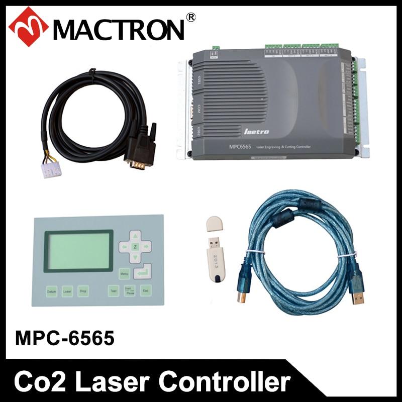Leetro MPC 6565 Co2 Laser Cutting Machine Controller