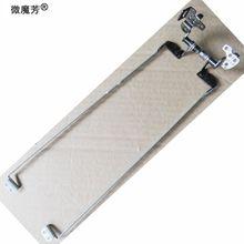 1 paire écran lcd dordinateur portable charnière pour HP pour pavillon G6 G6-1000 G6-1100 G6-1200 G6-1300 ordinateurs portables remplacements
