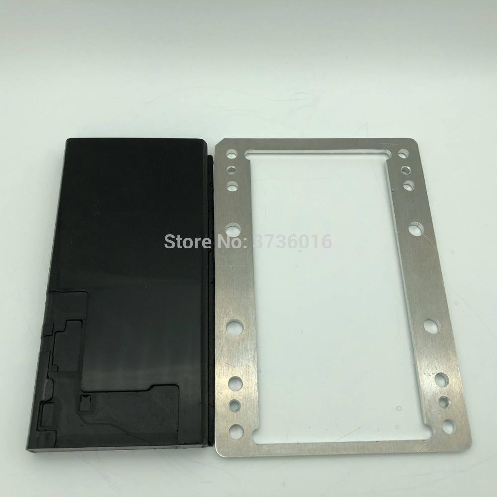 Molde flexible sin doblar YMJ para Samsung Note 8 9 N950 N960 LCD OCA Reparación de teléfono móvil máquina YMJ no necesita cable flexible doblado