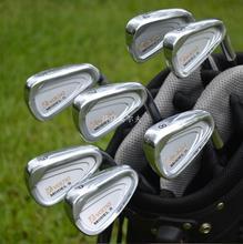 GOLF KATANA VOLTIO MODEL S Forged carbon steel  Golf Irons set 4-9P  Golf shaft Clubs