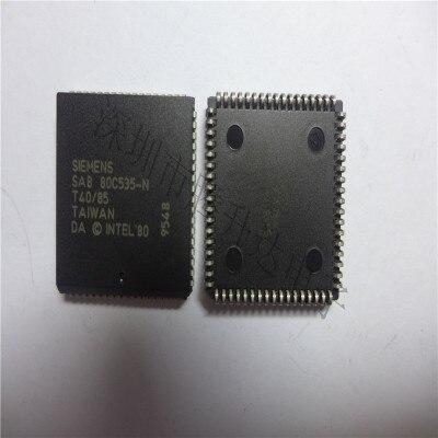 2 piezas 5 piezas SAB80C535-N SAB80C535 PLCC-68 microcontrolador