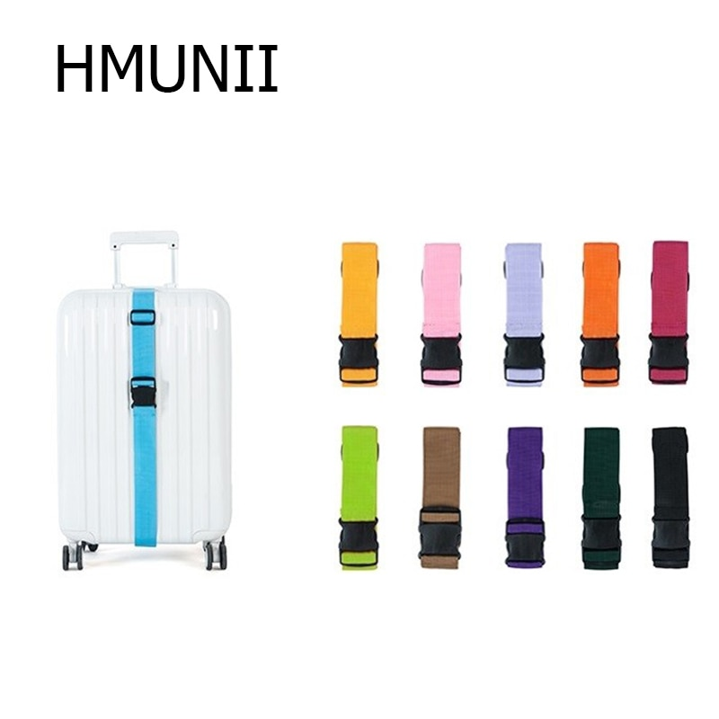 Nueva maleta de correa de equipaje maleta de seguridad ajustable caja de piezas accesorios de viaje suministros de equipo artículo Suff producto