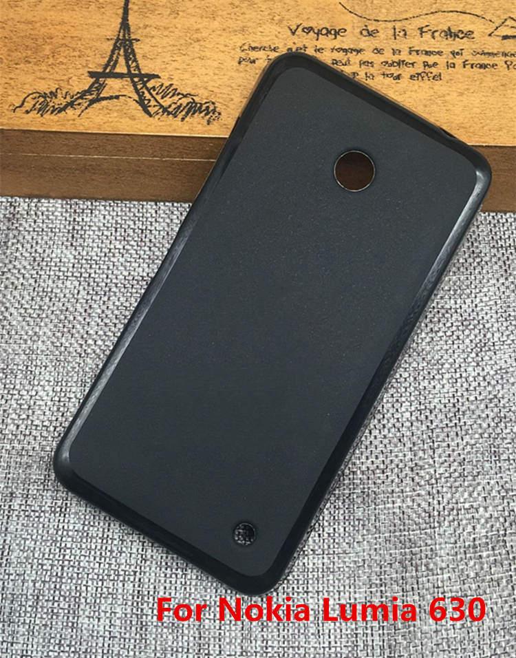 Für Nokia Lumia 630 Fall Form Welle Weiche TPU Telefon Silicon Gel Abdeckung Fall für Nokia Lumia 630/630 dual SIM RM-978