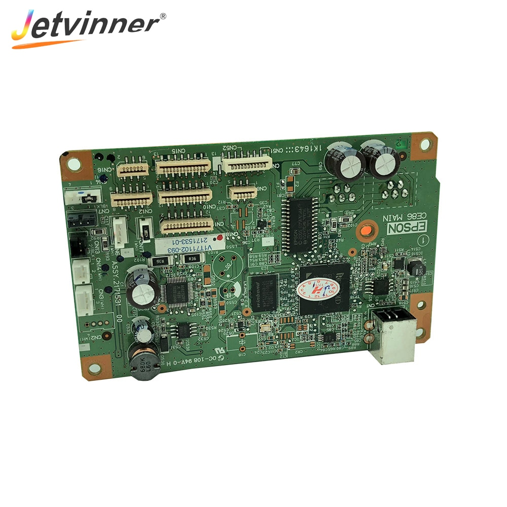 Placa madre Jetvinner placa formateadora placa base Tablero Principal para impresora Epson L805