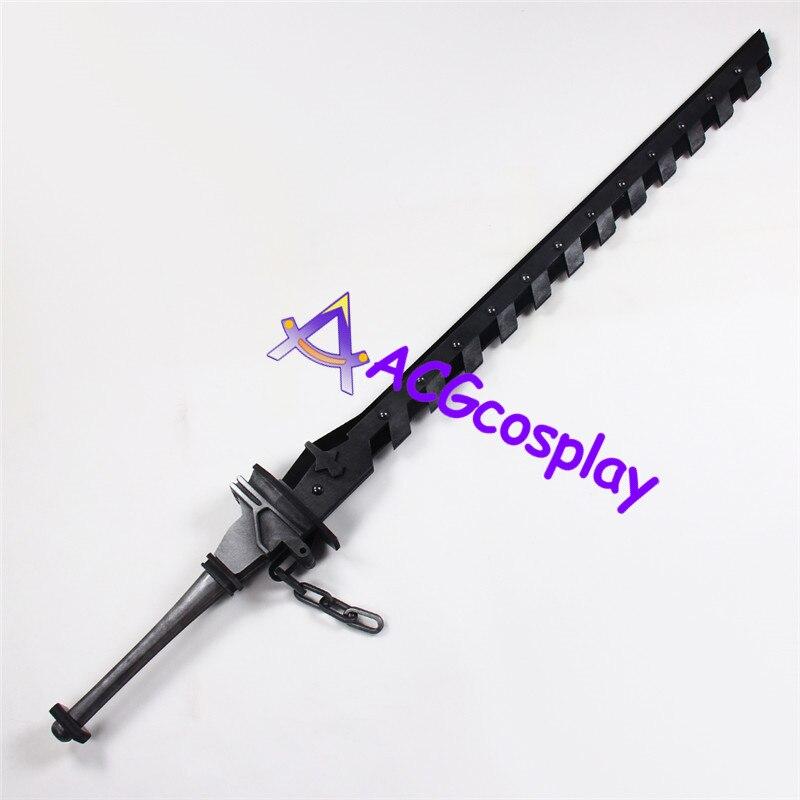 NieR autómatas 9S 2B espada prop Cosplay Prop PVC hecho ACGcosplay